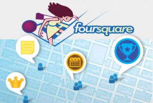 How to market your business using the foursquare network